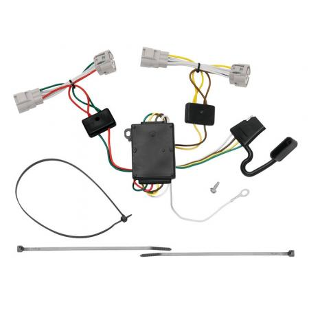 Trailer Wiring Harness Kit For 09-15 Toyota Tacoma 93-98 ... | 2014 Toyota Tacoma Trailer Wiring |  | Trailer Jack
