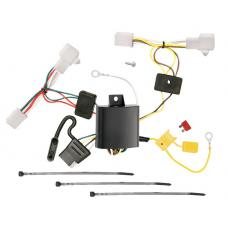 Trailer Wiring Harness Kit For 04-11 Toyota Prius All Styles 12-15 Prius Plug-In