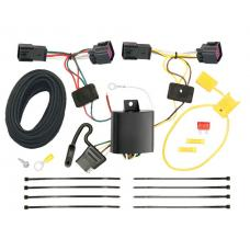 Trailer Wiring Harness Kit For 11-15 Chevy Cruze All Styles (2016 Limited Old Body Style)