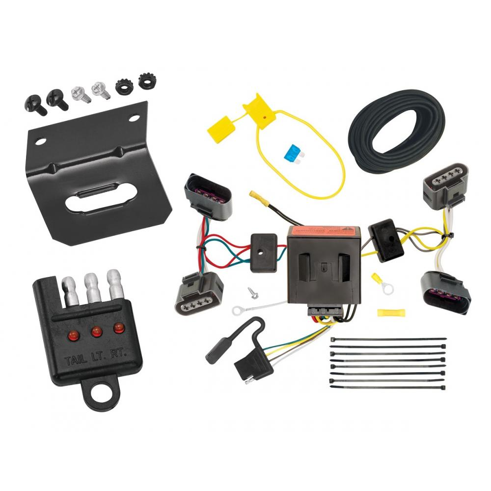 Trailer Wiring and cket and Light Tester For 04-10 VW Volkswagen Touareg on vw wiring diagrams, dual car stereo wire harness, 2001 jetta dome light harness, vw headlight wiring, vw coil wiring, vw wiring kit, vw beetle carburetor wiring, 68 vw wire harness, vw alternator wiring, vw bus wiring location, vw ignition wiring, goldfish harness, figure 8 cat harness, vw starter wiring, besi harness, vw bus regulator wiring, vw engine wiring,