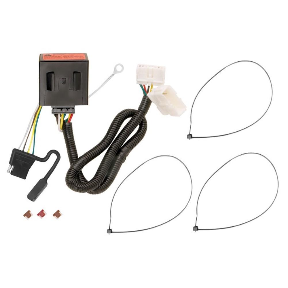 Trailer Wiring Harness Kit For 11-17 Honda Odyssey All Styles