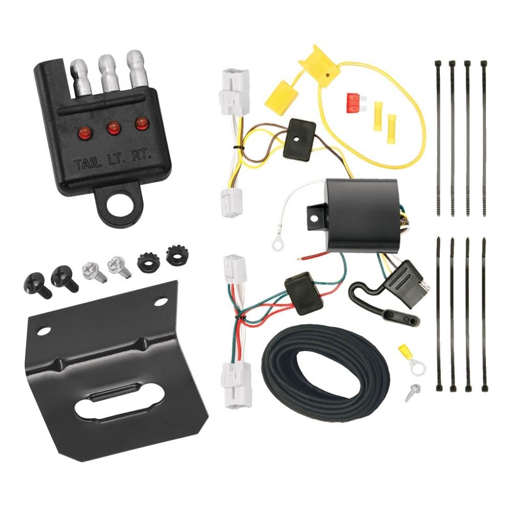 wiring harness hyundai genesis trailer wiring and bracket and light tester for 10 12 hyundai  trailer wiring and bracket and light