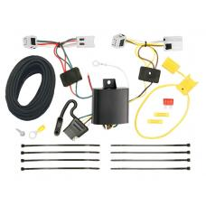 Trailer Wiring Harness Kit For 11-17 Nissan JUKE All Styles