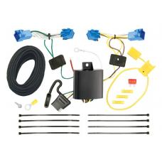 Trailer Wiring Harness Kit For 06-11 Cadillac DTS All Styles