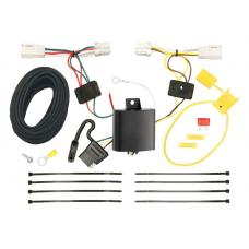 Trailer Wiring Harness Kit For 11-19 Mitsubishi Outlander Sport 11-17 RVR 10-17 Lancer