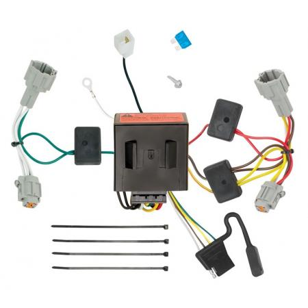 Trailer Wiring Harness Kit For 11-17 Nissan Quest All Styles