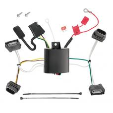 Trailer Wiring Harness Kit For 12-15 Chevrolet Camaro