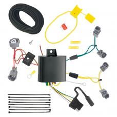 Trailer Wiring Harness Kit For 13-19 Acura ILX All Styles