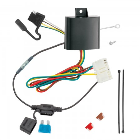 Trailer Wiring Harness Kit For 14-20 Acura MDX All Styles | Acura Mdx Trailer Wiring Harness |  | Trailer Jack