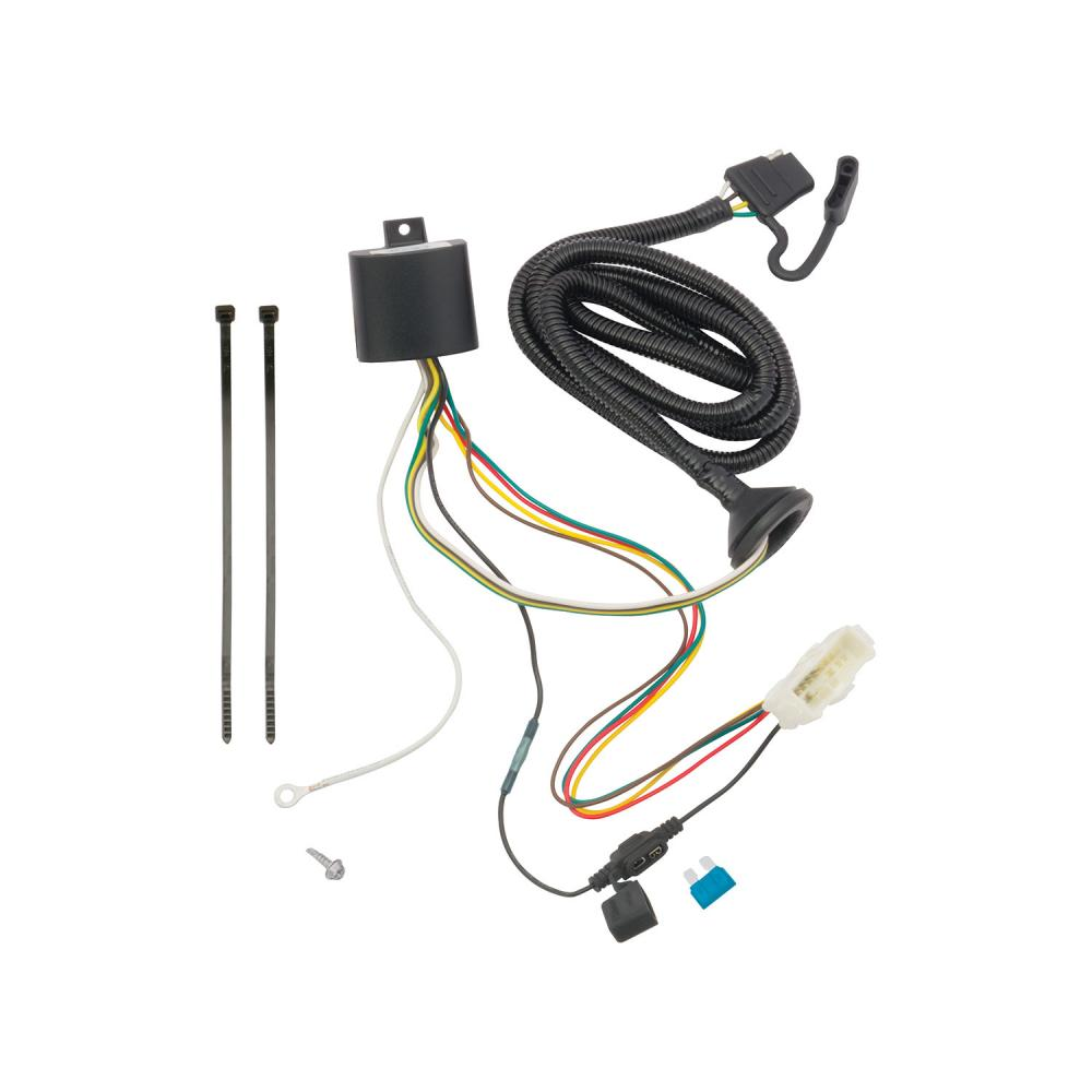 Universal Wiring Harness W Modulite And Brake Controller Manual Guide