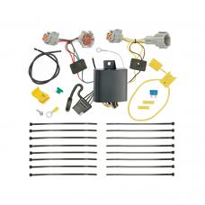 Trailer Wiring Harness Kit For 17-19 Nissan Rogue Sport All Styles