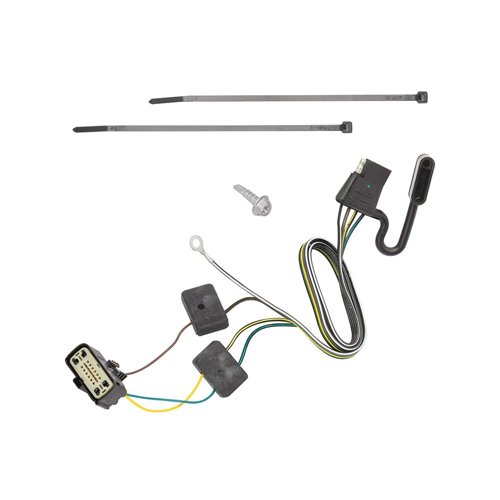Trailer Wiring Harness Kit For 18-20 Buick Enclave Chevy Traverse All StylesTrailerJacks.com