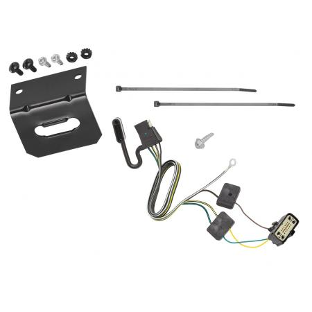 Trailer Wiring and Bracket For 18-20 Buick Enclave Chevy ...
