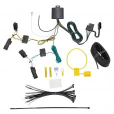 Trailer Wiring Harness Kit For 18-20 GMC Terrain Without Relay Provisions