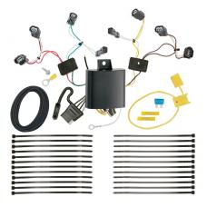 Trailer Wiring Harness Kit For 14-19 Honda Fit All Styles