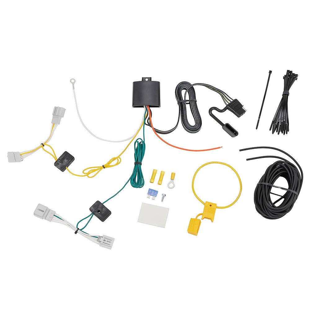 trailer wiring harness kit for 06-07 nissan murano all styles 2006 nissan murano trailer wiring 2006 nissan titan radio wiring diagram #14