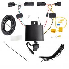 Trailer Wiring Harness Kit For 2019 Jeep Cherokee All Styles