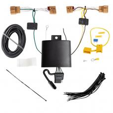 Trailer Light Wiring Harness Kit For 18 Volkswagen Golf R Direct Plug & Play