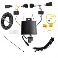 Trailer Light Wiring Harness Kit For 19 Volkswagen Jetta Direct Plug & Play