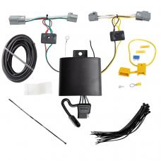 Trailer Light Wiring Harness Kit For 19 Volvo XC40 Direct Plug & Play