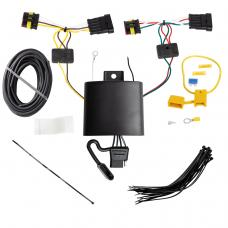 Trailer Light Wiring Harness Kit For 19 Infiniti QX50 Direct Plug & Play