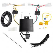 Trailer Light Wiring Harness Kit For 19 Toyota Avalon Direct Plug & Play