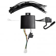 Trailer Wiring Harness Kit For 19-20 Acura RDX With +12V Power Provision Direct Plug & Play