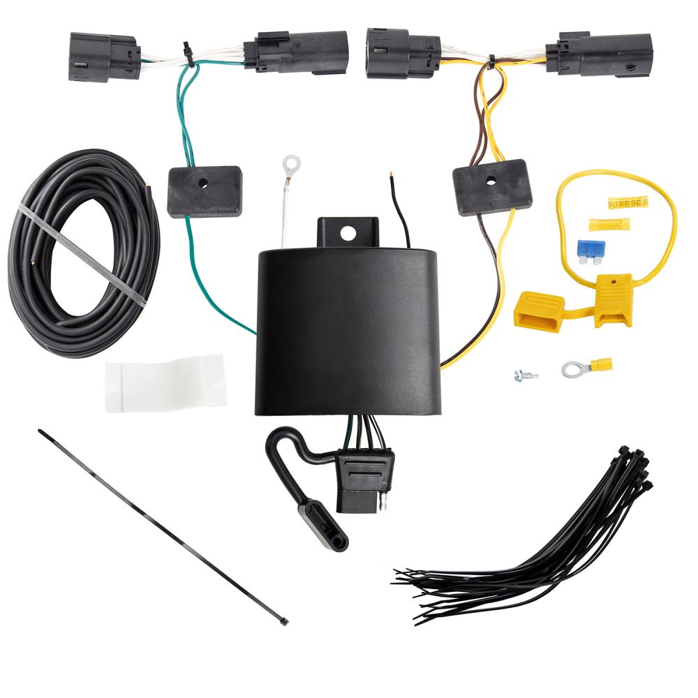 Ford Escape Trailer Wiring - List of Wiring Diagrams on