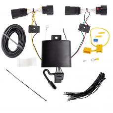 Trailer Wiring Harness Kit For 2019 Lincoln Nautilus All Styles