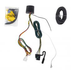 Trailer Wiring Harness Kit For 19-20 Acura RDX without +12V Power Provision