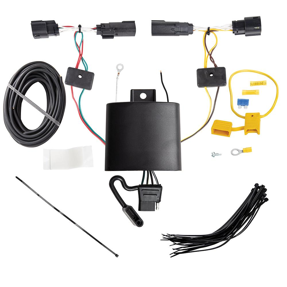 Trailer Wiring Harness Kit For 2020 Ford Escape All Styles