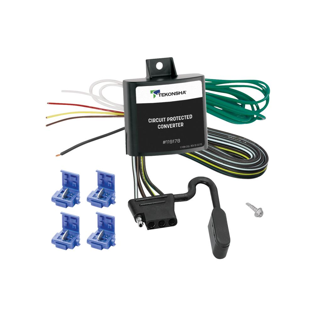 Harness Wiring Adapter Trailer Lites on
