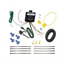 14-15 17 Mitsubishi Mirage Trailer Wiring Light Kit Harness Kit Plug (Splice)