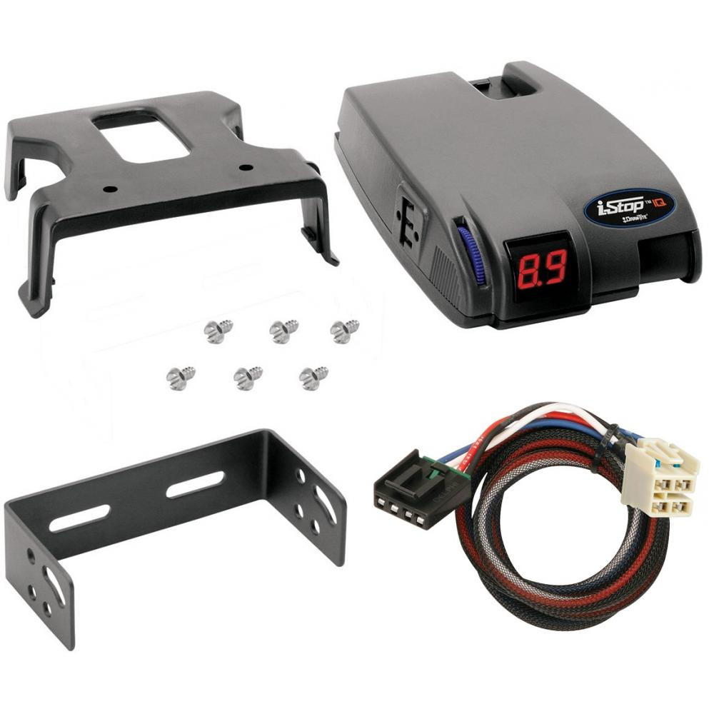 Trailer Brake Control For 15  Plug Play Wiring