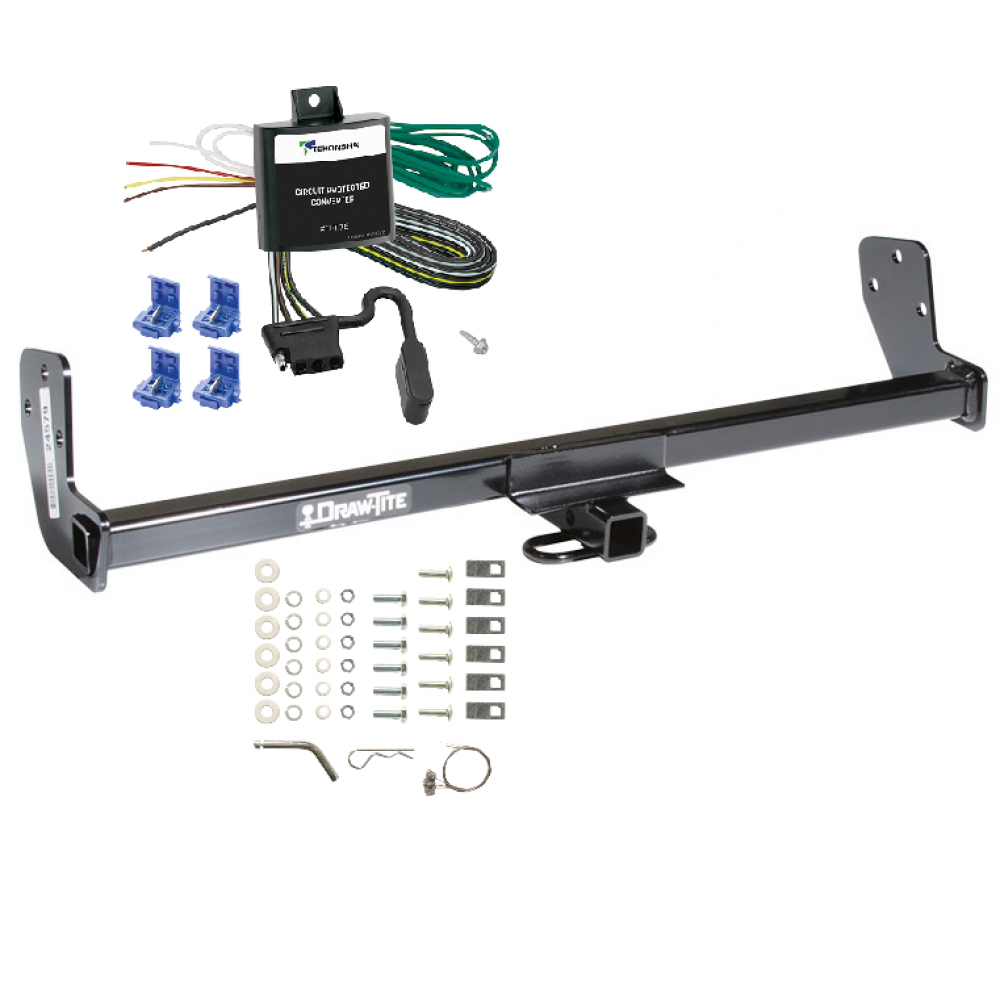 Trailer Hitch For 98