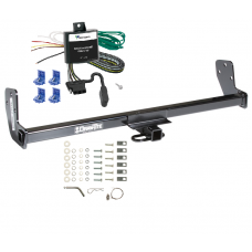 Trailer Hitch For 98-02 Chevy GEO Prizm 93-02 Toyota Corolla Trailer Tow Hitch w/ Wiring Kit