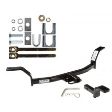 """Trailer Tow Hitch For 94-01 Acura Integra  1-1/4"""" Receiver Class 1 w/ Draw-Bar Kit"""