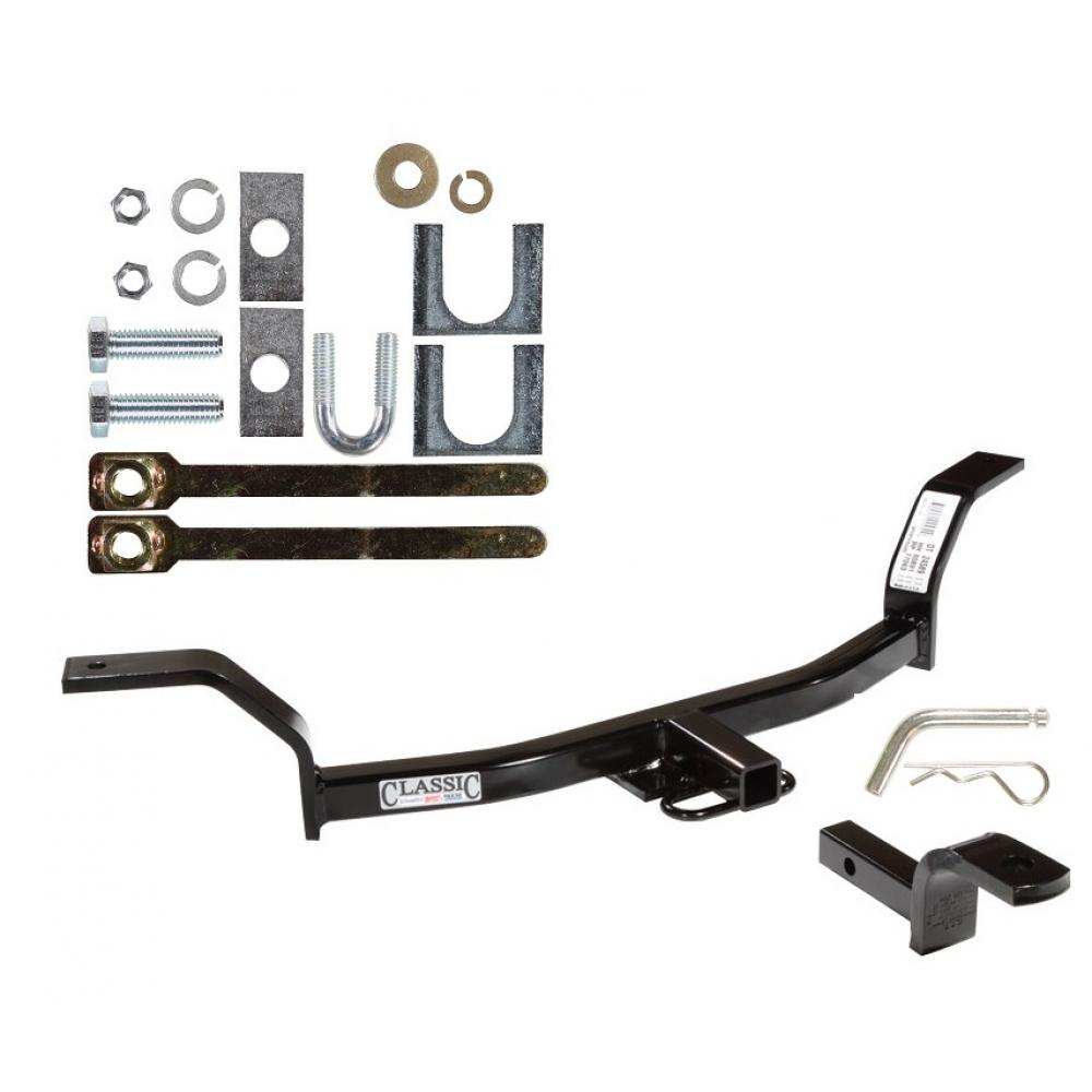 Trailer Tow Hitch For 94-01 Acura Integra Complete Package