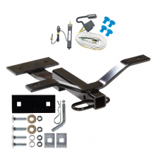 Trailer Tow Hitch For 97-05 Buick Century Pontiac Grand Prix Trailer Tow Hitch w/ Wiring Kit