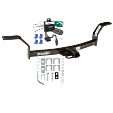 Trailer Tow Hitch For 97-01 Acura EL Trailer Tow Hitch w/ Wiring Kit