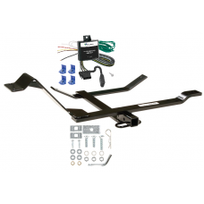 Trailer Tow Hitch For 98-10 Volkswagen Golf Beetle Trailer Tow Hitch w/ Wiring Kit