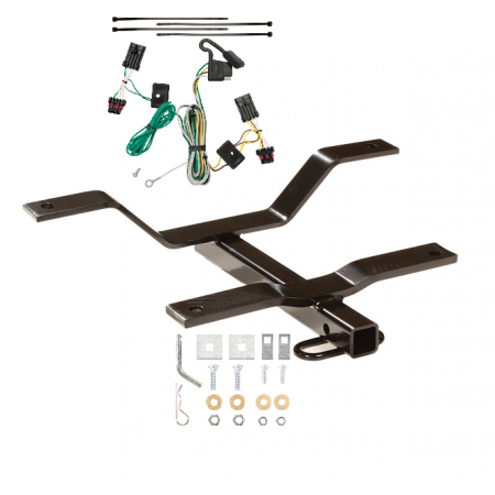00-05 Chevy Impala Trailer Tow Hitch w/ Wiring Kit