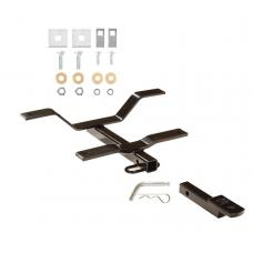 "Trailer Tow Hitch For 00-05 Chevy Impala 1-1/4"" Towing Receiver w/ Draw-Bar Kit"