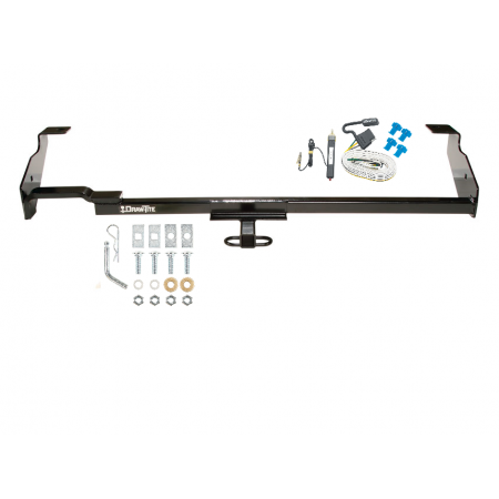 03-07 Ford Focus Trailer Tow Hitch w/ Wiring Kit