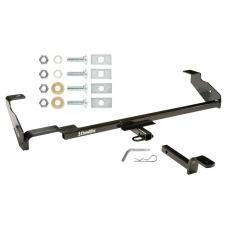 "Trailer Tow Hitch For 00-07 Ford Focus Wagon 1-1/4"" Towing Receiver w/ Draw-Bar Kit"