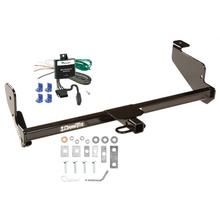 00-04 Ford Focus Trailer Tow Hitch w/ Wiring Kit