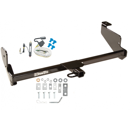 00-07 Ford Focus Trailer Tow Hitch w/ Wiring Kit