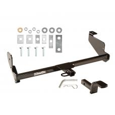 Trailer Tow Hitch For 00-07 Ford Focus Sedan ZX3 ZX5 Receiver w/ Draw-Bar Kit