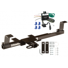 Trailer Tow Hitch For 99-05 Volkswagen Passat Trailer Tow Hitch w/ Wiring Kit