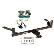Trailer Tow Hitch For 00-03 Ford Taurus Mercury Sable Trailer Tow Hitch w/ Wiring Kit